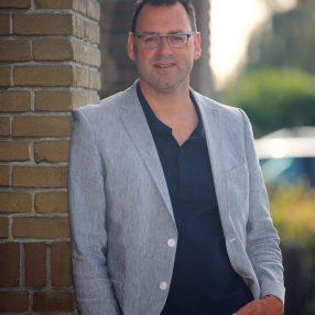 Lijsttrekker Marnix Smulders D66 Elburg